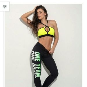 Superhot Brazilian brand Sport Bra NWT